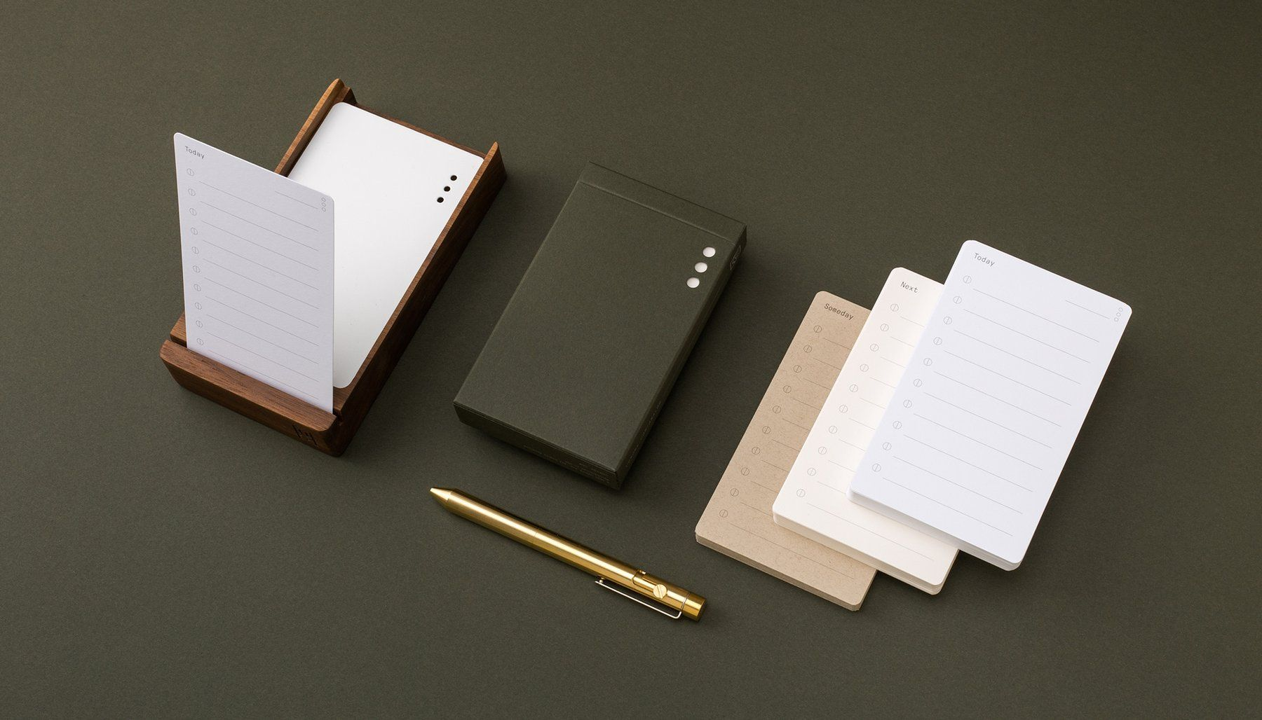 From the Desk: Ugmonk Analog Review